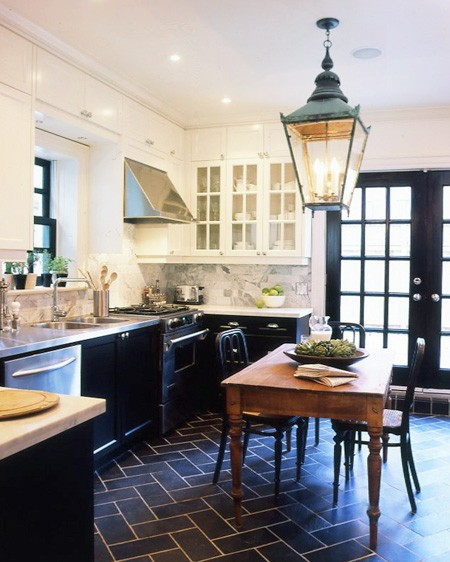 My Tips to achieving a Bistro Kitchen: